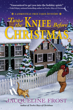'twas the knife before christmas