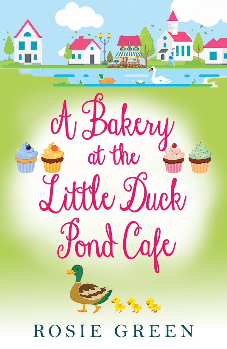 Bakery at the little duck pond cafe