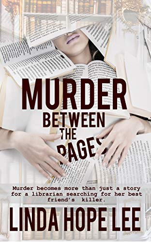 MURDER BETWEEN THE PAGES COVER