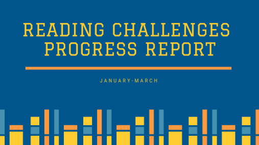 Reading challenge progress report(1)