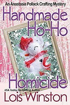 handmade ho ho cover