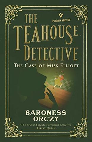 the case of miss elliot