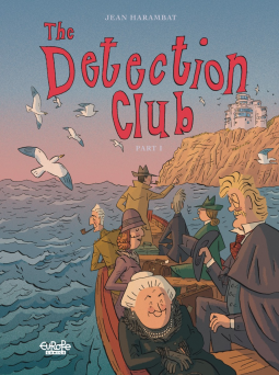 the detection club 1