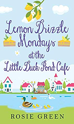 lemon drizzle mondays at the little duck pond cafe
