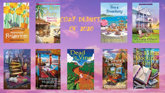 Cozy Debuts of 2020: Part 2