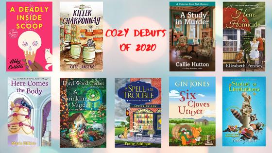 Cozy debuts of 2020: Part 1